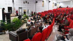 Digelar di Kampus Unhas, Deklarasi BP2KTI Dihadiri Bupati Sidrap