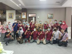 Tiba di Sidrap, Tim Dokter Operasi Bibir Sumbing Diterima Dollah Mando