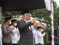 Sidrap Peringati Hari Santri Nasional