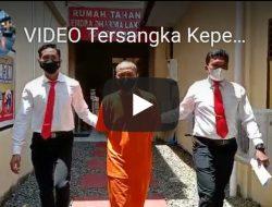 VIDEO Tersangka Sabu-sabu di Sidrap Terdiam Saat Ditunjukkan Barang Bukti 56,1 Gram