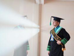 Kompol Fantry Taherong Raih Gelar Doktor, Nilai IPKnya Mencengangkan