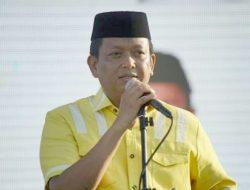 Haji Pilli Titip Dua Hal Untuk Kader Golkar di Sidrap