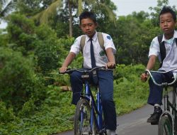 Siap-siap Pelajar Untuk Naik Sepeda ke Sekolah, Kemenhub Sudah Menyurat ke Kepala Daerah